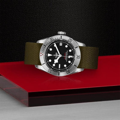 Tudor Black Bay Steel 41mm M79730-0004 on side