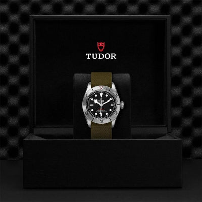 Tudor Black Bay Steel 41mm M79730-0004 presentation box