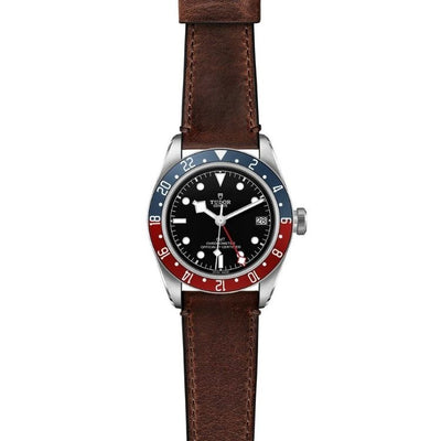 Tudor Black Bay GMT 41 Steel M79830RB-0002 flat