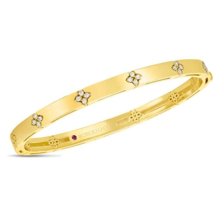 Love in Verona Bracelet Yellow Gold