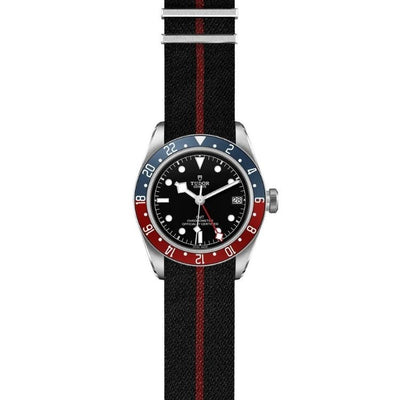 Tudor Black Bay GMT 41 Steel M79830RB-0003 flat