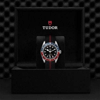 Tudor Black Bay GMT 41 Steel M79830RB-0003 presentation box
