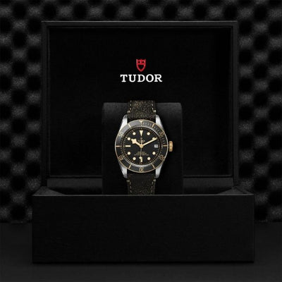 Tudor Black Bay S&G 41 M79733N-0007 presentation box
