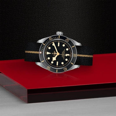 Tudor Black Bay Fifty-Eight M79030N-0003 on side