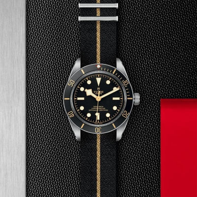 Tudor Black Bay Fifty-Eight M79030N-0003 black dial and bezel