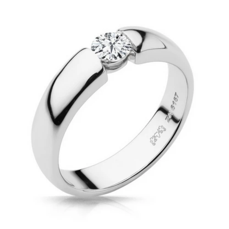 Claire Diamond Engagement Ring Design - Naledi