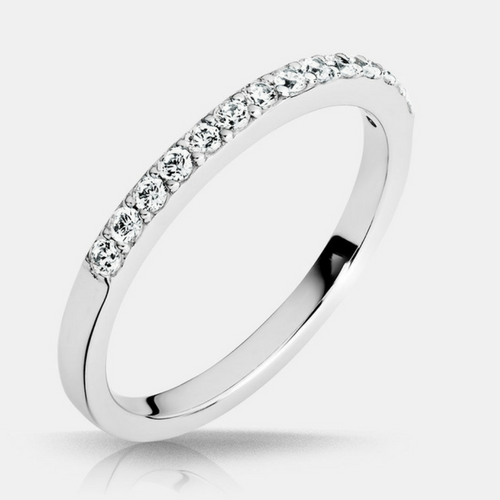 Gabriella Diamond Wedding Band - Naledi