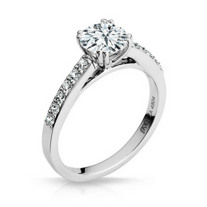 Gabriella Diamond Engagement Ring - Naledi