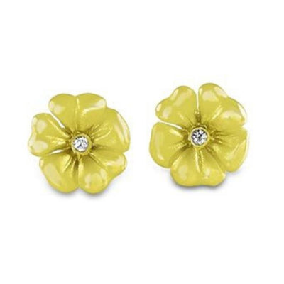 Blossom Studs yellow gold
