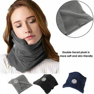 The ULTIMATE Travel Scarf with Extra Neck Support