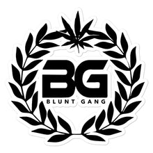BG Crest Sticker Pack