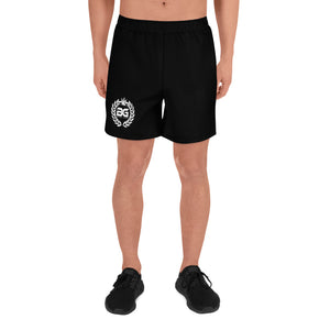 Basic BG Men's Athletic Long Shorts