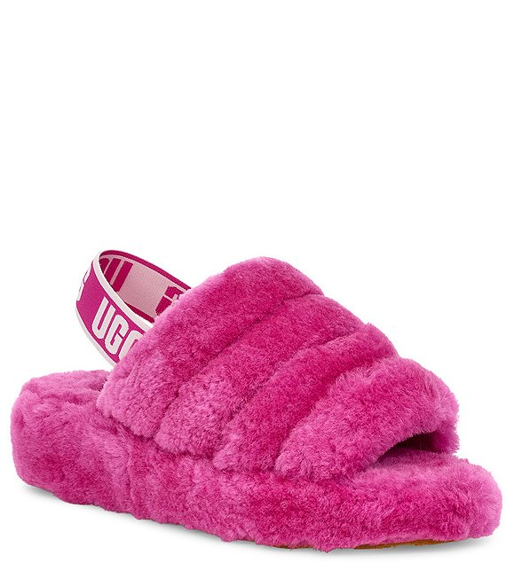 Ugg Oh Yeah Slipper - Hot Pink
