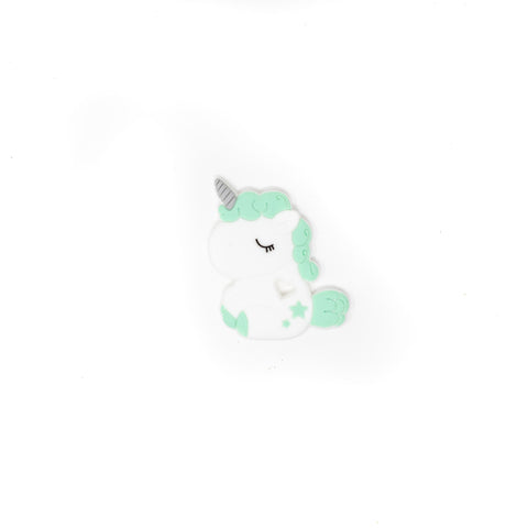 Unicorn Teether - Mint