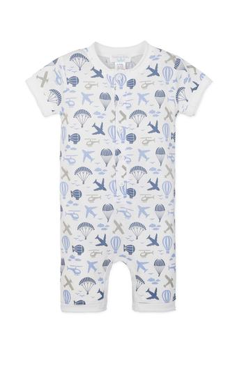Henley Romper - Air Transport