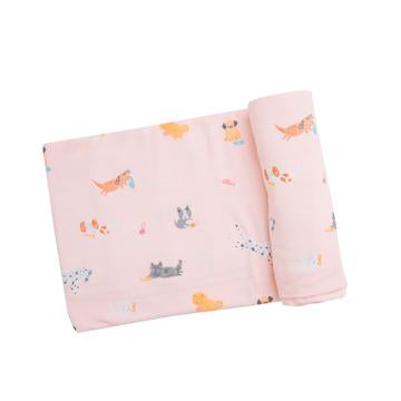 Angel Dear Bamboo Swaddle