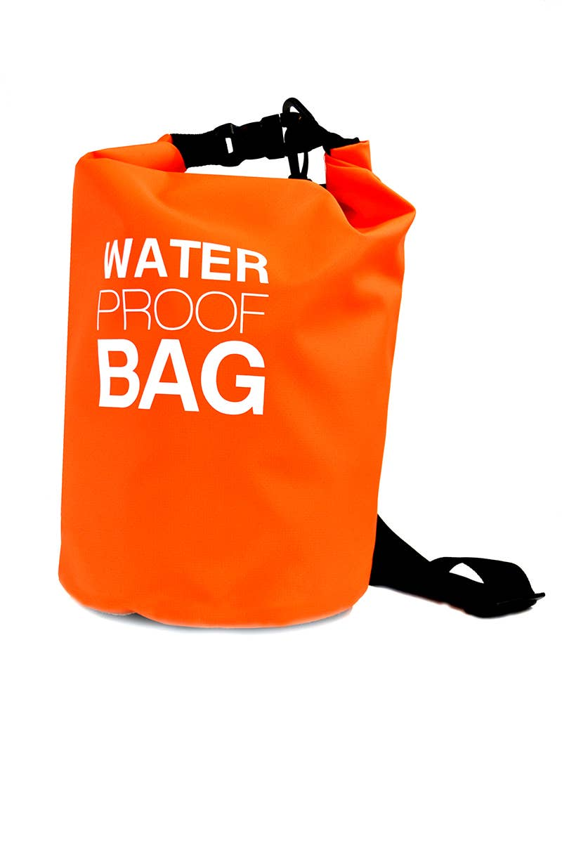 Waterproof Bag Orange 5L