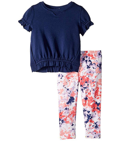 Short Sleeve Top and Legging