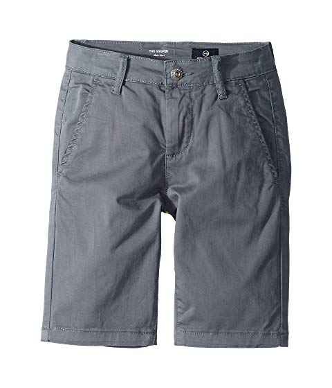 The Cooper Short Canal Blue
