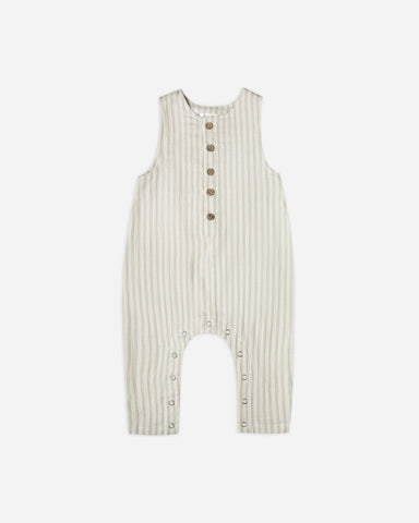 Rylee + Cru - Button Jumpsuit - This Little Piggy