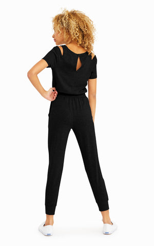 Lyanna Jumpsuit With Slit