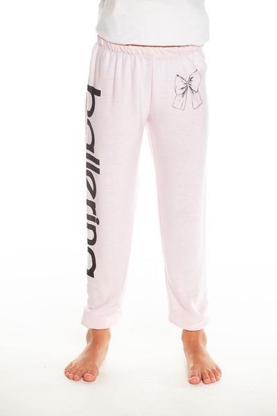 Girls Cozy Knit Sweatpant