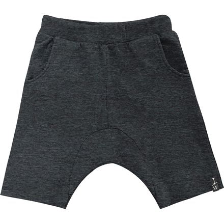 Cozy Time Crotch Short