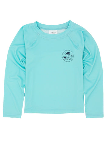 Beach Freak Rash Guard - This Little Piggy