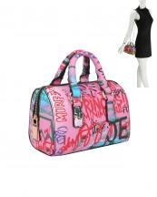 Graffiti Tote Mini Bag - This Little Piggy