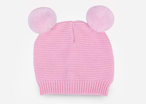 Pom Pom Beanie - This Little Piggy