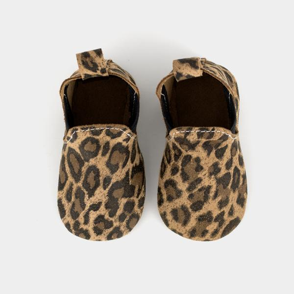 FRESHLY PICKED | MOCCASINS - LEOPARD CHELSEA BOOT - This Little Piggy