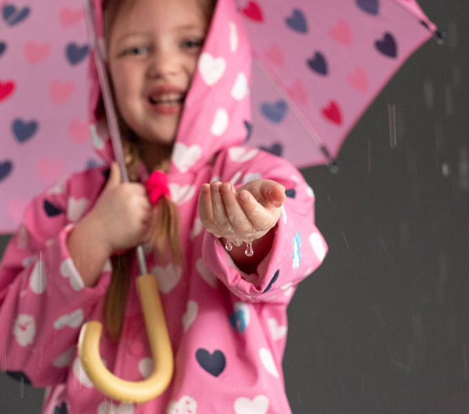 Hatley Colour Changing Raincoat