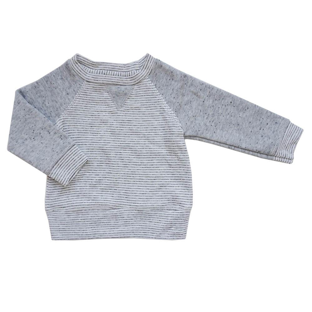 Iggy Pullover Layette Eclipse