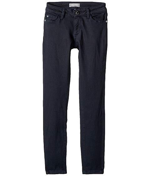 DL 1961 Kids Chloe Skinny - Deep Navy - This Little Piggy