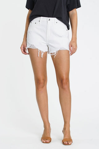 Pistola Shorts - Nova High Rise Relaxed Cut Off