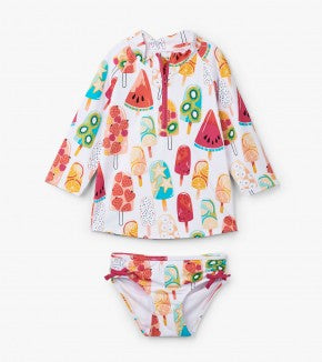 Fruity Popsicles Rashguard Set