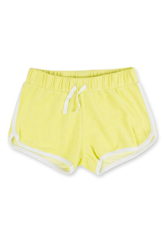 Terry Shorts - Citron - This Little Piggy
