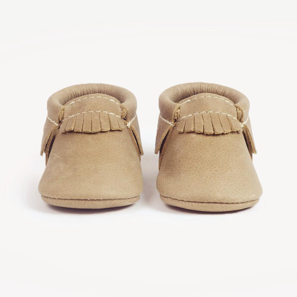 FRESHLY PICKED |MOCCASINS WEATHERED BROWN