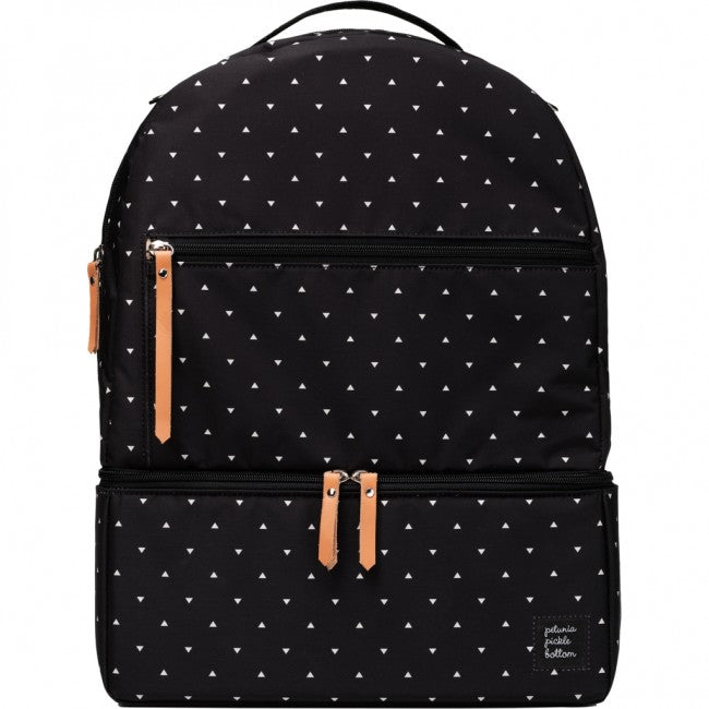 PETUNIA PICKLE BOTTOM - AXIS BACKPACK IN TRIO - This Little Piggy