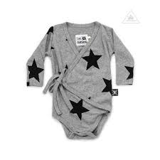 Star Envelope Body Suit