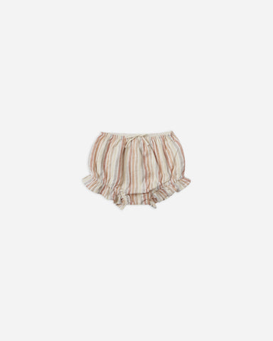 Rylee + Cru - Flutter Bottom - Multi Stripe - This Little Piggy