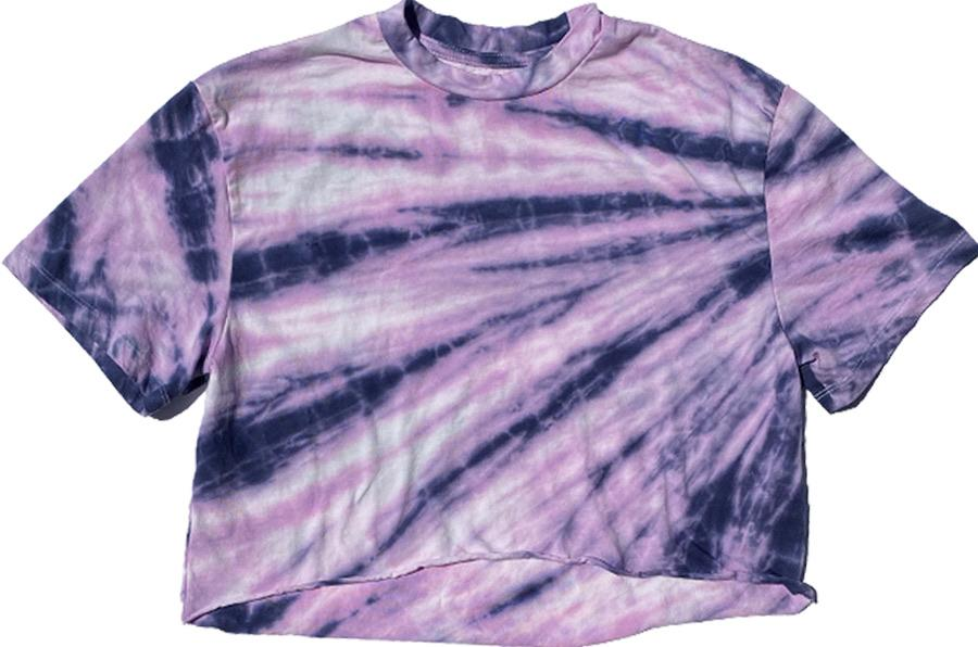 Rowdy Sprout Sugaree Tie-Dye Slouch Tee