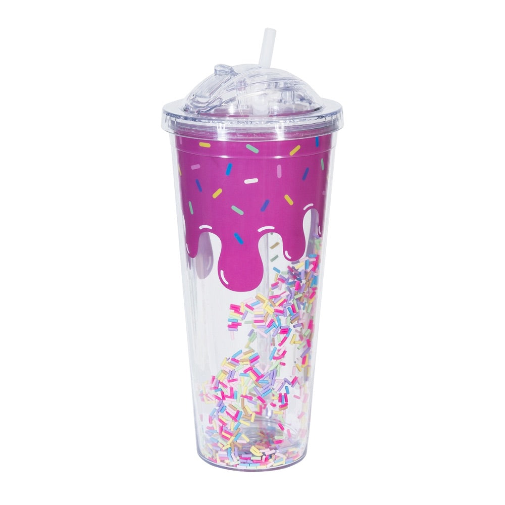 Dripping Ice Cream Tumbler