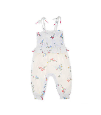 Sea Salt Romper - This Little Piggy