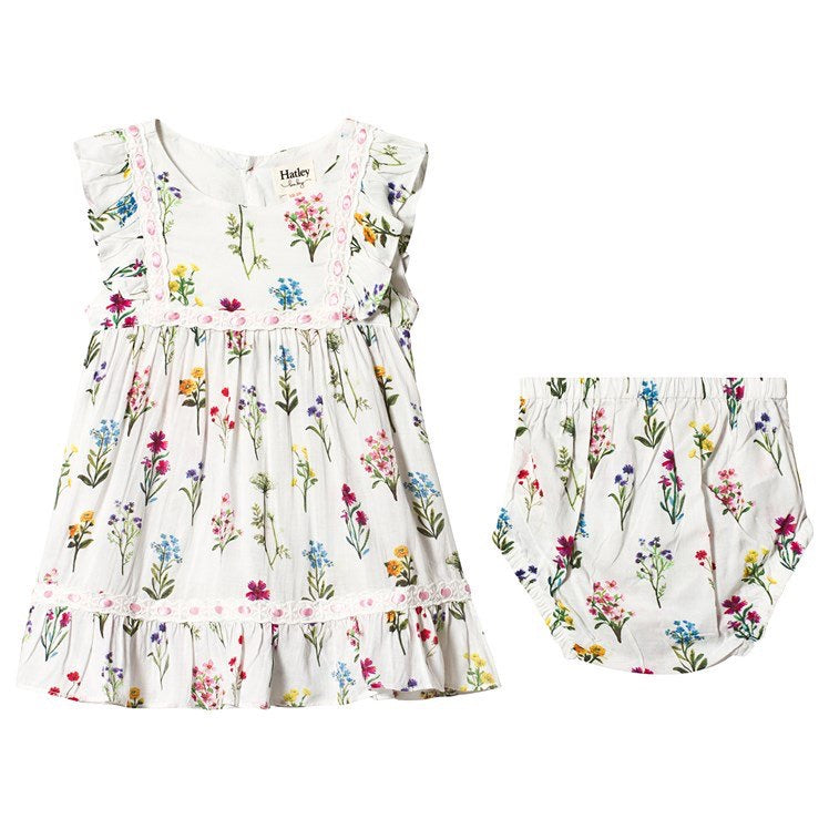Enchanted Garden Baby Party Dress
