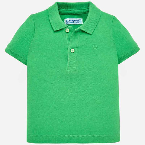 Basic Short Sleeve Polo