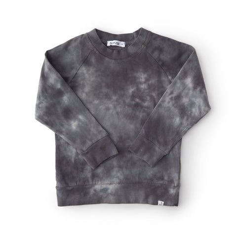 Venice Long Sleeve Top Black Lightning