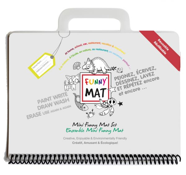 Funny Mat Travel Pack