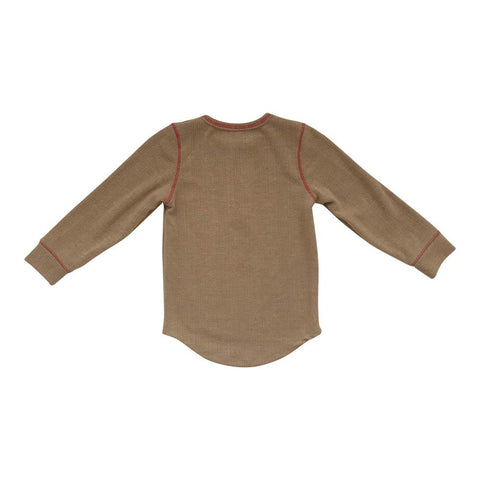 Parker Long Sleeve Henley
