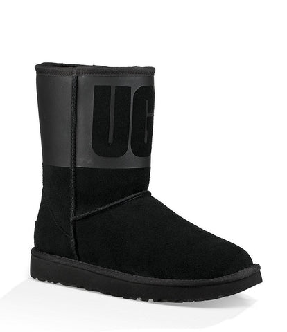 Classic Short UGG Rubber - This Little Piggy